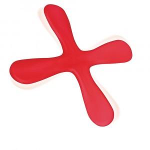 Roomarang bumerang do rzucania Zabawka Roku - czerwony (Z2632)