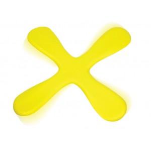 Roomarang bumerang do rzucania Zabawka Roku - żółty (Z2633)