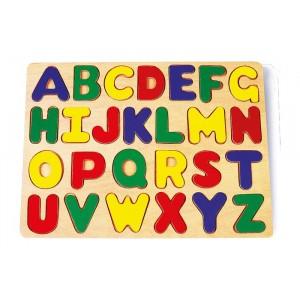Small Foot Design - Puzzle drewniane - alfabet (Z0010)