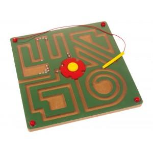 Small Foot Design - Labirynt magnetyczny - Abstrakcje (Z0015)