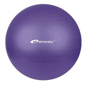 Piłka rehabilitacyjna do ćwiczeń 65 cm - fioletowa (Z0048)