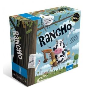 Rancho Super Farmer - rodzinna gra GRANNA (Z0059)