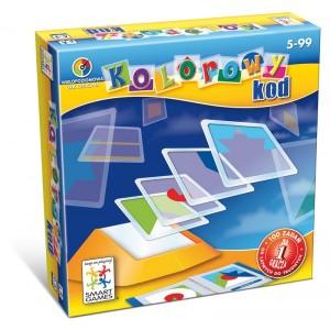 Kolorowy kod - Smart Games (Z0063)