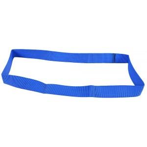 Szarfa do ćwiczeń, zabaw - niebieska (Z0241)