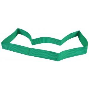 Szarfa do ćwiczeń, zabaw - zielona (Z0242)