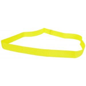 Szarfa do ćwiczeń, zabaw - żółta (Z0243)