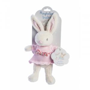 Pluszowy królik Baby Ragtales Fifi 23 cm (Z0599)