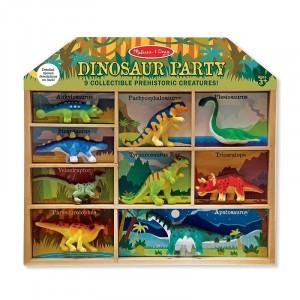Melissa & Doug Zestaw figurek - dinozaury (Z0764)