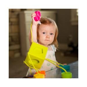Fat Brain Toys - Sorter kostka Oombee Cube (Z0783)