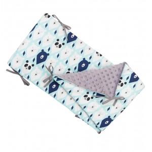 Ochraniacz do łóżeczka 150x30 cm Różne wzory (Z0822)