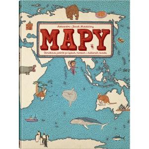"""""""MAPY"""" Wyd. Dwie Siostry (Z0918)"""