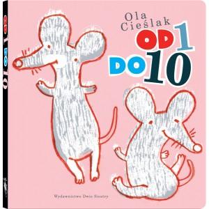 """""""Od 1 do 10"""" Wyd. Dwie Siostry (Z0920)"""