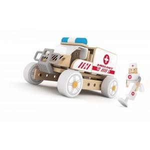 CLASSICWORLD - Autoskładak Ambulans/ (Z0972)