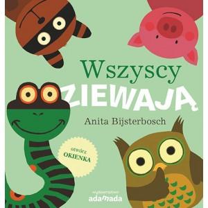 """""""Wszyscy ziewają"""" Bijsterbosch Anita (Z1010)"""
