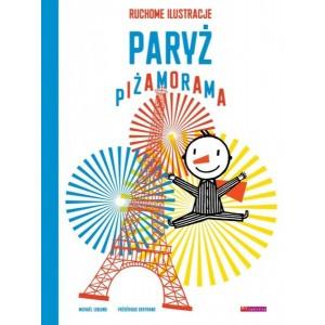"""Paryż piżamorama"" Bertrand Frederique Leblond Michael (Z1014)"