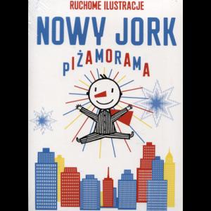 """Nowy Jork piżamorama"" Bertrand Frederique Leblond Michael (Z1015)"