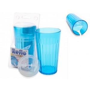 Reflo Smart Cup - najlepszy kubek treningowy - Niebieski (Z1036)