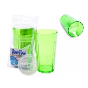 Reflo Smart Cup - najlepszy kubek treningowy - Zielony (Z1039)