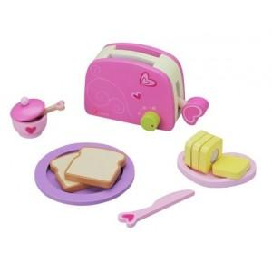 Classic World Toster i zestaw śniadaniowy (Z1058)