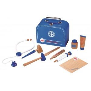 Lelin - Zestaw lekarza w walizce (Z1067)