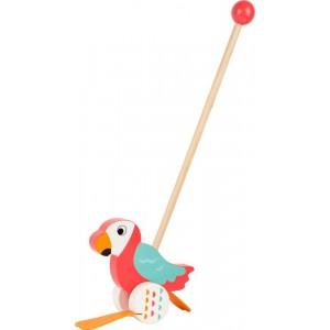 Small Foot Design - Papuga Lori do pchania (Z1071)