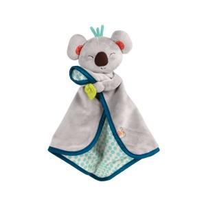 B.TOYS Uroczy kocyk-przytulanka dla niemowląt - Koala (Z1116)