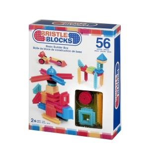 Bristle Blocks Basic Builder Box - 56 elementów w pudełku (Z1125)