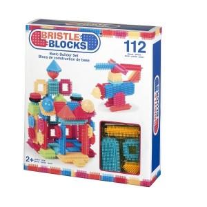 Bristle Blocks Basic Builder Box - 112 elementów w pudełku (Z1126)
