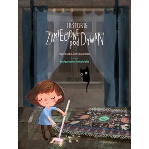 Historie zamiecione pod dywan - Agnieszka Zimnowodzka (Z1162)