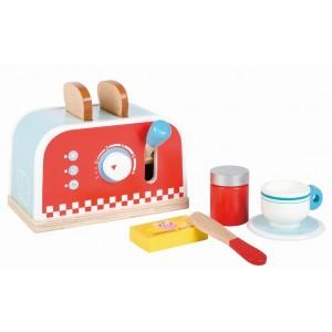 LELIN - Drewniany toster Pop-Up (Z1205)