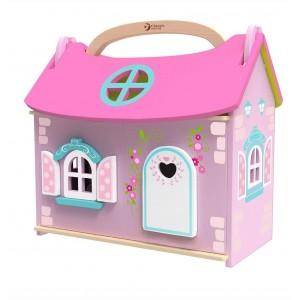 Classic World Domek dla lalek - jak Marzenie (Z1218)