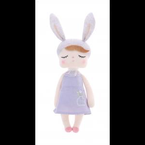 Metoo - Lalka Angela w fioletowej sukience, Oryginalna, Atesty (Z1226)
