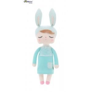 Metoo - Lalka Angela w miętowej sukience, Oryginalna, Atesty (Z1228)
