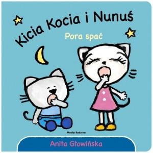 Kicia Kocia i Nunuś - Pora spać (Z1334)