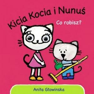 Kicia Kocia i Nunuś - Co robisz? (Z1335)