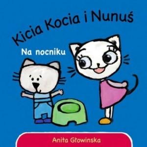 Kicia Kocia i Nunuś - Na nocniku (Z1337)
