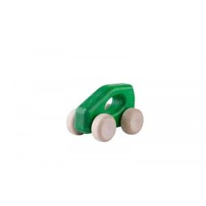 Lupo Toys - Drewniane autko Car A-Class zielone (Z1390)