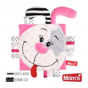 Mom's - szeleścik Pinky (Z1419)
