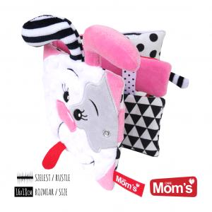 Mom's - książeczka Pinky (Z1421)