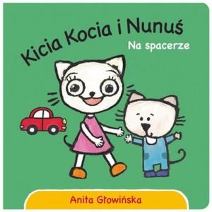 Kicia Kocia i Nunuś - Na spacerze (Z1558)