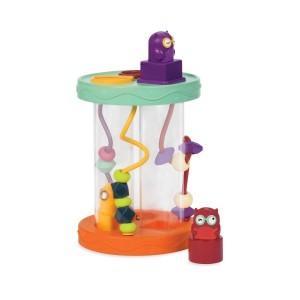 B.Toys Sorter kształtów i kolorów z dźwiękiem Hooty- Hoo  (Z1597)