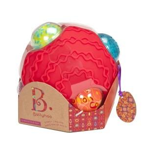B.Toys Kula sensoryczna z piłkami Ballyhoo (Z1599)