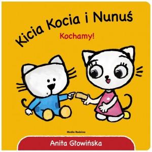 Kicia Kocia i Nunuś - Kochamy! (Z1623)