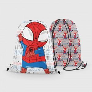 Worko - plecak wodoodporny - Spiderman (Z1628)