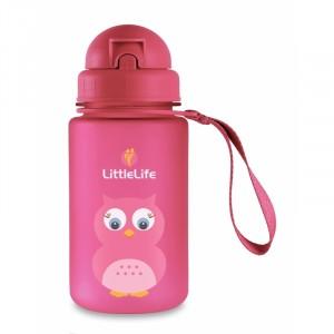 Little Life - Bidon z słomką Sowa 400 ml (Z1638)