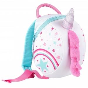 Plecak Little Life z odpinaną smyczą 1-3 lata - Jednorożec (Z1641)