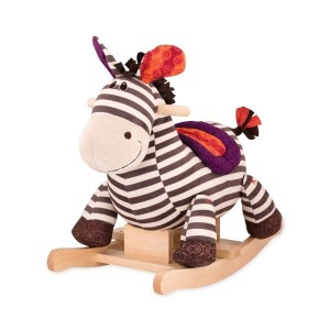 B.Toys Zebra na biegunach Rodeo Rocker (Z1670)