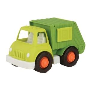Wonder Wheels B.Toys - solidna Śmieciarka 1+ (Z1674)