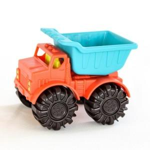 B.Toys - mini wywrotka do piasku i do wody - czerwona (Z1675)