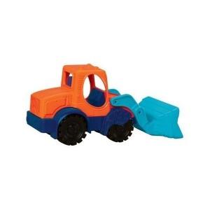 B.Toys - mini koparka do piasku i do wody - pomarańczowa (Z1676)